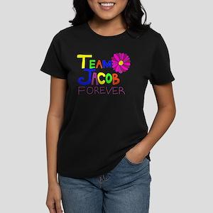 Team Jacob FOREVER Women's Dark T-Shirt