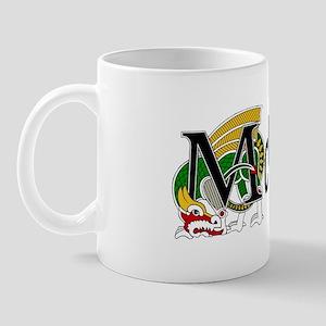 McLaughlin Celtic Dragon Mug
