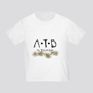 ATB-All Terrain Baby Toddler T-Shirt