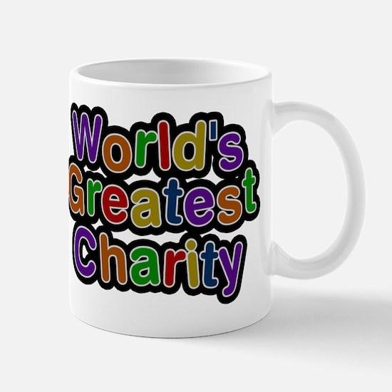 Worlds Greatest Charity Mugs