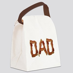 Bacon Dad Canvas Lunch Bag