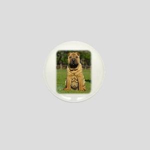 Shar Pei 9M100D-049 Mini Button