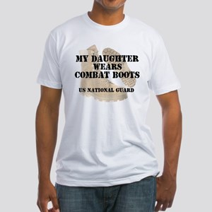 My Daughter Wears NG DCB Fitted T-Shirt