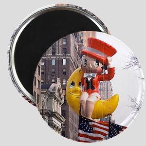 Betty - America! Magnet