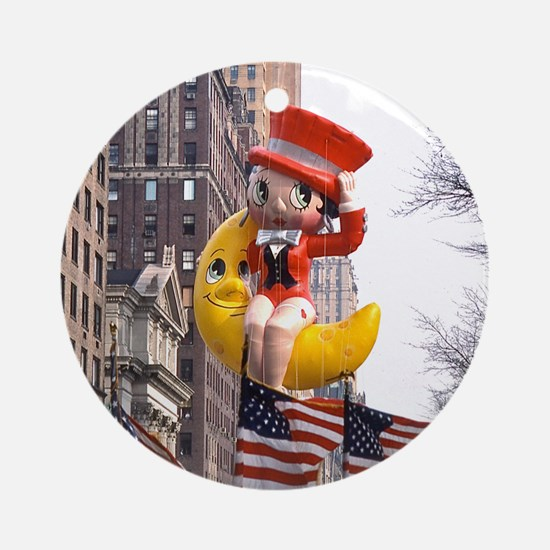 Betty - America! Ornament (Round)