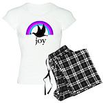 Doves Of Joy Women's Light Pajamas