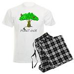 Plant A Tree Men's Light Pajamas