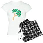 Tree of Love Women's Light Pajamas