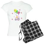 Its A Baby Girl Women's Light Pajamas