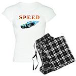 Speed Cars Women's Light Pajamas