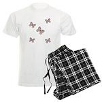 Butterfly Simplicity Men's Light Pajamas