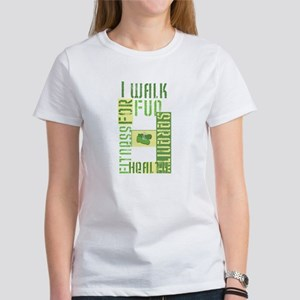 I Walk for Fun... Women's T-Shirt