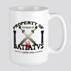 House of Batiatus Large Mug