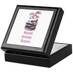 Reading Rabbit Keepsake Box