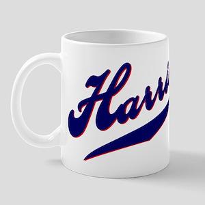 Harriers BASEBALL SCRIPT Mug