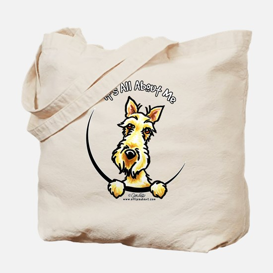Wheaten Scottie IAAM Tote Bag
