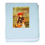 Renoir baby blanket