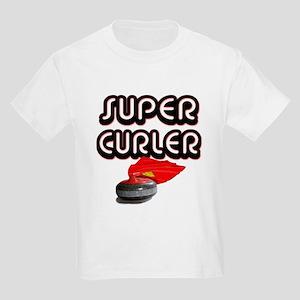 Super Curler Kids T-Shirt