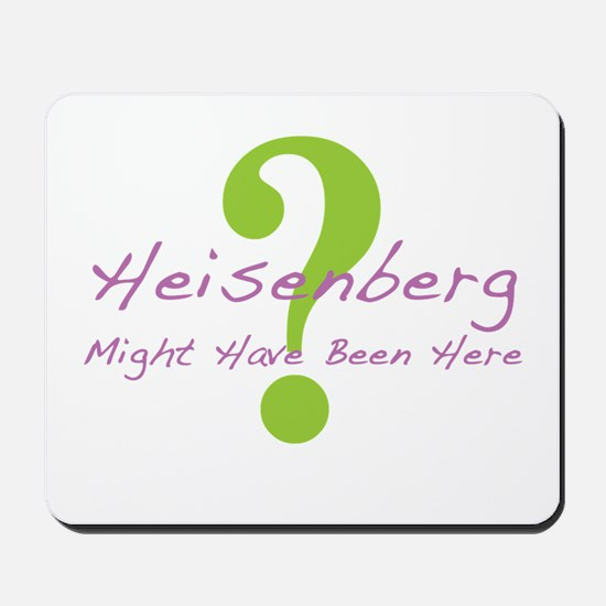 Heisenberg Mousepad