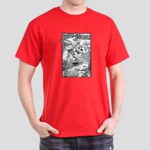 Judy Of The Jungle Dark T-Shirt