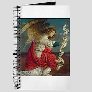 The Angel Gabriel - Gaudenzio Ferrari Journal