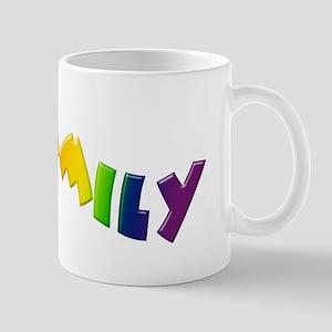 Gay Pride Family, Pets Mug