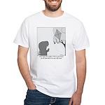 T-Rex Good Times White T-Shirt