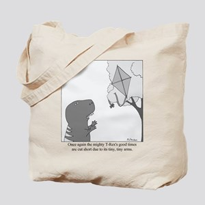 T-Rex Good Times Tote Bag