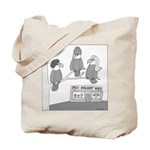 Bald Eagles (No Text) Tote Bag