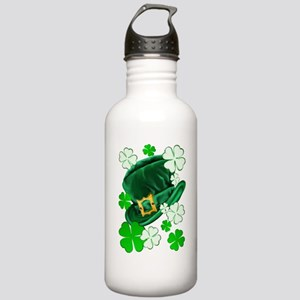 Green N Gold Shamrock Stainless Water Bottle 1.0L