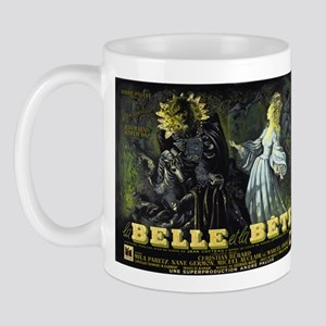 $14.99 Beauty and the Beast 3 Mug