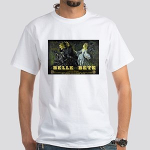 $19.99 Beauty and the Beast 3 White T-Shirt