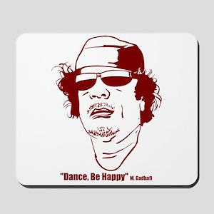 Moammar Gadhafi Mousepad