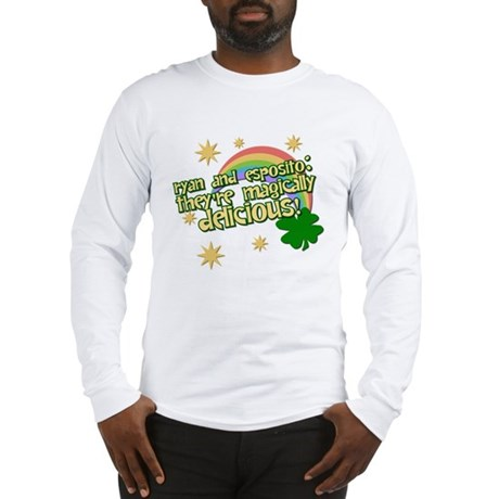 """""""They're Magically Delicious! Long Sleeve T-Shirt"""