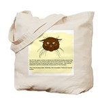 The Cat's Diary Tote Bag