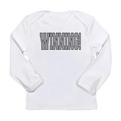 #WINNING! Long Sleeve Infant T-Shirt