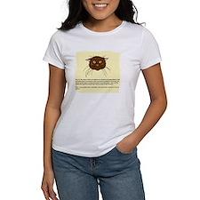 The Cat's Diary Women's T-Shirt
