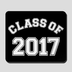 Class Of 2017 Mousepad