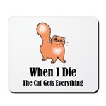 When I Die Mousepad