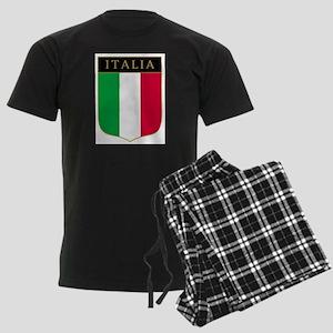 Italia Men's Dark Pajamas