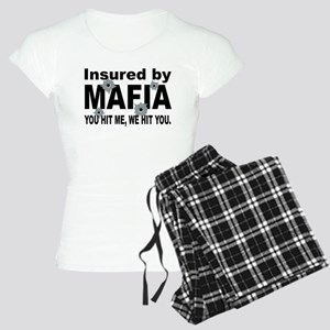 Insured by Mafia Women's Light Pajamas