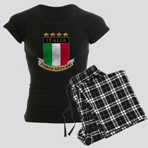 Forza azzurri Women's Dark Pajamas