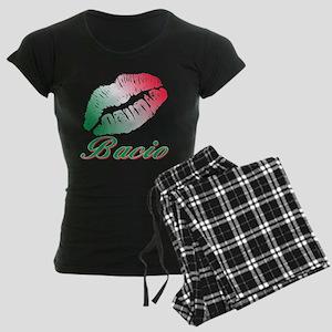 Italian kiss Women's Dark Pajamas