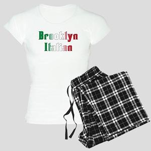 Brooklyn New York Italian Women's Light Pajamas