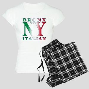 Bronx New york Italian Women's Light Pajamas