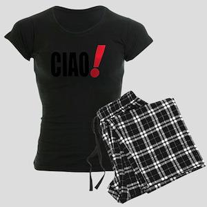 ciao Women's Dark Pajamas