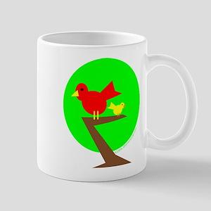Two in a Bush! Mug