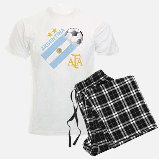 Argentina world cup soccer Pajamas