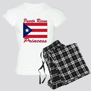 Puerto rican pride Women's Light Pajamas