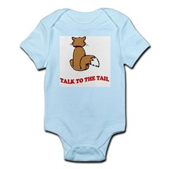 Talk To The Tail Infant Creeper